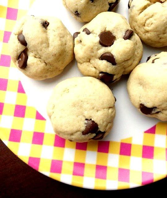 Recipe: Chocolate Chip Cookie Dough Balls