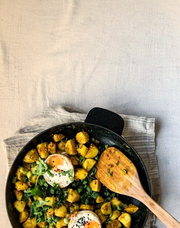 Bombay Potatoes Cook Republic